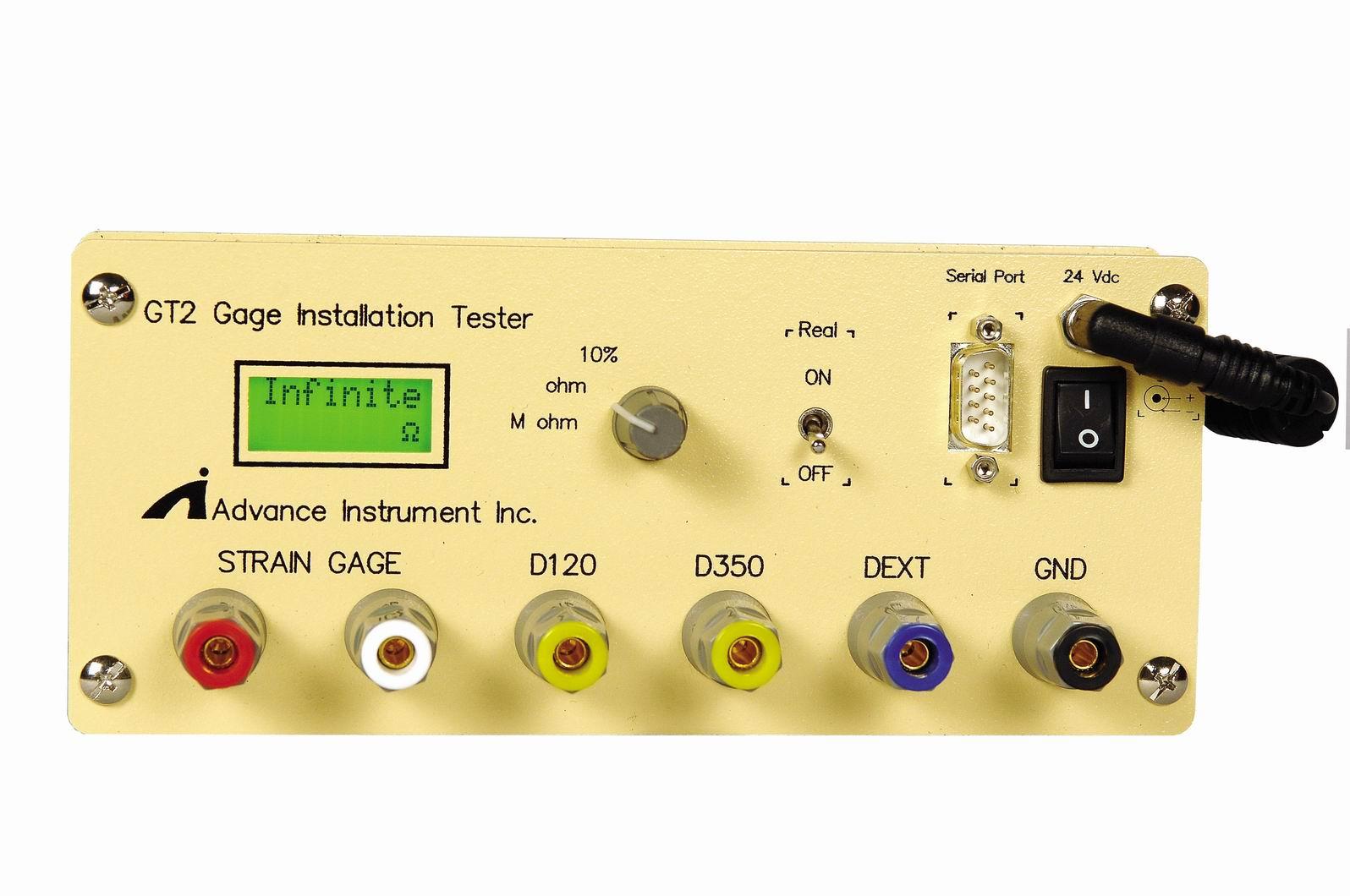 GT2 Gage Installation Tester