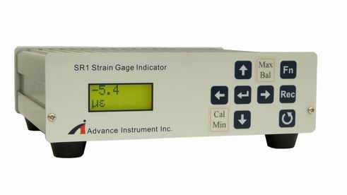 SR1 Strain Gage Indicator