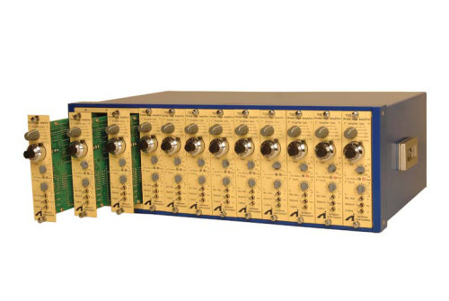 Strain Gage Signal Conditioning Amplifier