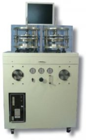 SOFC Electrode Flat Piece Gas Leak Test System