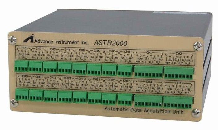 Data Acquisition Unit : Astr automatic data acquisition unit advance