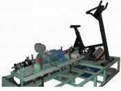 EN-957ABT Torsion Tester for Exercise Bike in Research Purpose