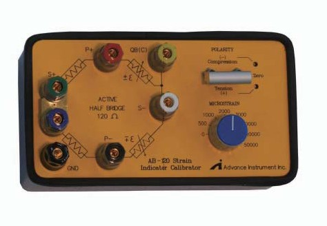 AB Series Strain Calibrator