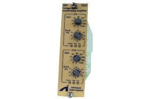 IEPE Voltage Signal Conditioning Amplier