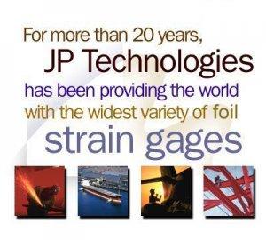 各式薄膜式應變規、高溫應變規、惡劣環境應變規及薄膜式白金溫度感測器