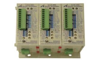 LCA-460應變放大器,應變(荷重元,傳感器)訊號調節模組,荷重元放大器隆重上市